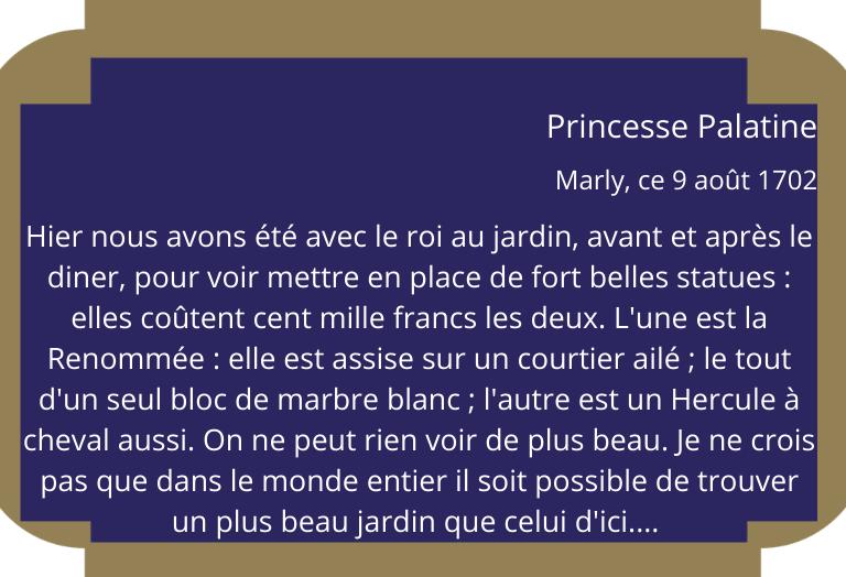 Les Chroniqueurs de Marly