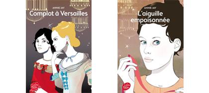 Complot à Versailles (T1 ou T3), dès 10 ans