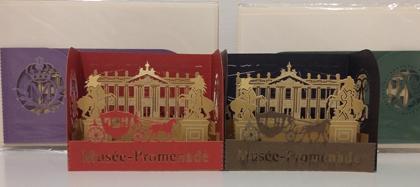Minicarte ( 4 couleurs au choix)