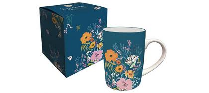 Mug Louise Tiler - bleu