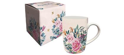 Mug Louise Tiler - rose