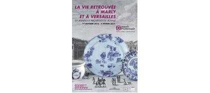 La vie retrouvée à Marly et à Versailles, catalogue d'exposition, 2016