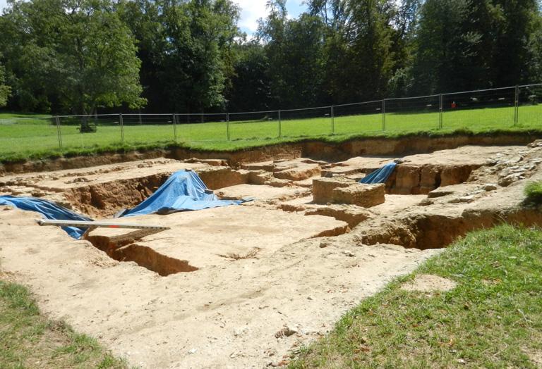Marly et l'archéologie