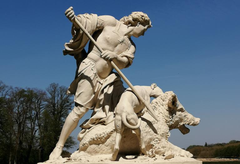 Le Parc de Marly : laissez-vous conter sa mythologie