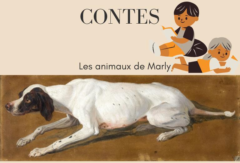 L'heure du conte : les animaux de Marly